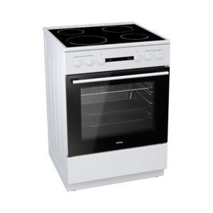Ελεύθερη κουζίνα Κεραμική Korting KEC 6141