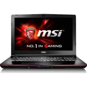 Gaming Apache GE62 6QC-235NL (15.6''/i7-6700HQ/8GB/1TB) Notebook