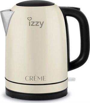 Izzy IZ-3002 Creme Βραστήρας 1.7lt 2000W