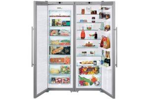 Liebherr Ψυγείο Ντουλάπα SBSesf 7212 euragora.gr