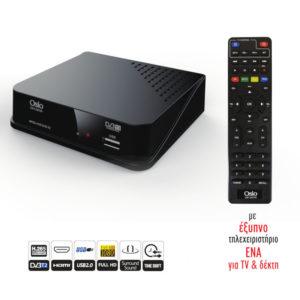 Osio OST-2670D DVB-T/T2