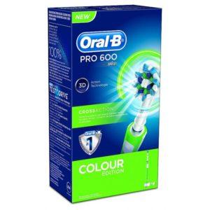 Pro 600 CrossAction (D16.513) Colour Edition Green