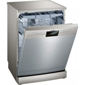iQ300 Ελεύθερο πλυντήριο πιάτων 60 cm - Χρώμα: Inox (antiFinger) SN236I00EE