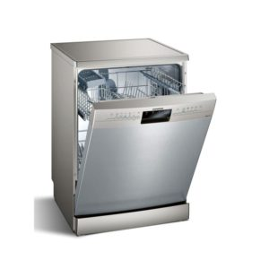 iQ300 Ελεύθερο πλυντήριο πιάτων 60 cm - Χρώμα: Inox (antiFinger) SN236I01IE