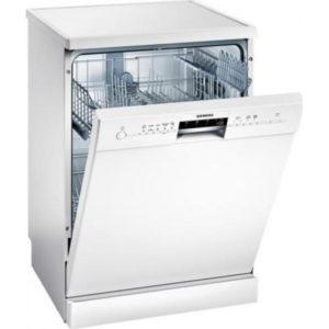 iQ300 Ελεύθερο πλυντήριο πιάτων 60 cm - Χρώμα: Λευκό SN236W01GE