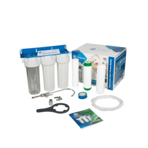 Aqua Filter FP3-HJ-K1 Σύστημα Φίλτρανσης Νερού κάτω πάγκου 6 σταδίων