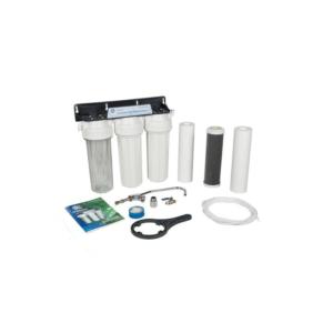 Aqua Filter FP3-K2 Σύστημα Φίλτρανσης Νερού κάτω πάγκου 3 σταδίων