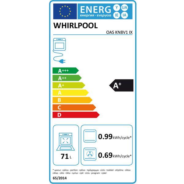 Whirlpool OAS KN8V1 IX