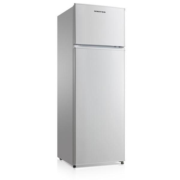 United UND1597R Ψυγείο Δίπορτο