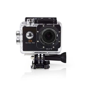 Nedis ACAM40BK Action Camera 4K Ultra HD