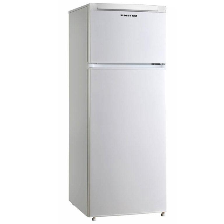 United UND1748R Ψυγείο Δίπορτο
