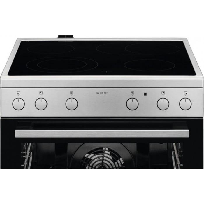 AEG CCB6400ABM Κουζίνα 73lt με Εστίες Κεραμικές