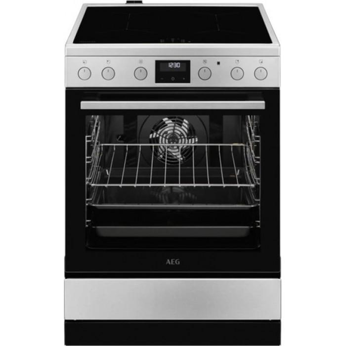 AEG CCB6673APM Κουζίνα 73lt με Εστίες Κεραμικές