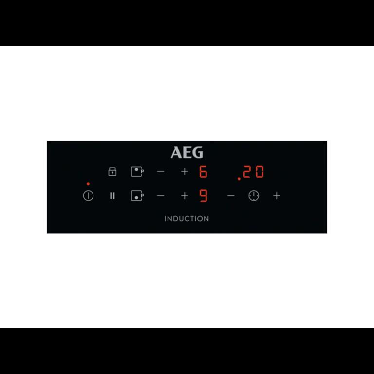AEG IKB32300CB Επαγωγική Εστία Ντόμινο Άνω Πάγκου
