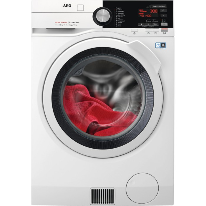 AEG L9WBE49W Πλυντήριο/Στεγνωτήριο Ρούχων 9kg/6kg