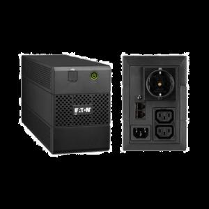 Eaton UPS 5E 650i USB Schuco - Line Interactive (5E650IUSBDIN)