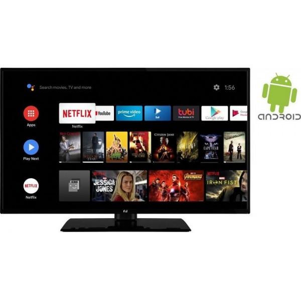 "F&U FLΑ5520UH Smart TV 4K UHD 55"""