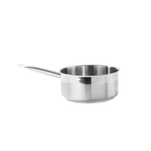 Hendi 830055 Κατσαρολάκι INOX χωρίς καπάκι, 1.5lt, φ16x7cm