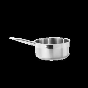 Hendi 830154 Κατσαρολάκι INOX χωρίς καπάκι, 2lt, φ18x8cm