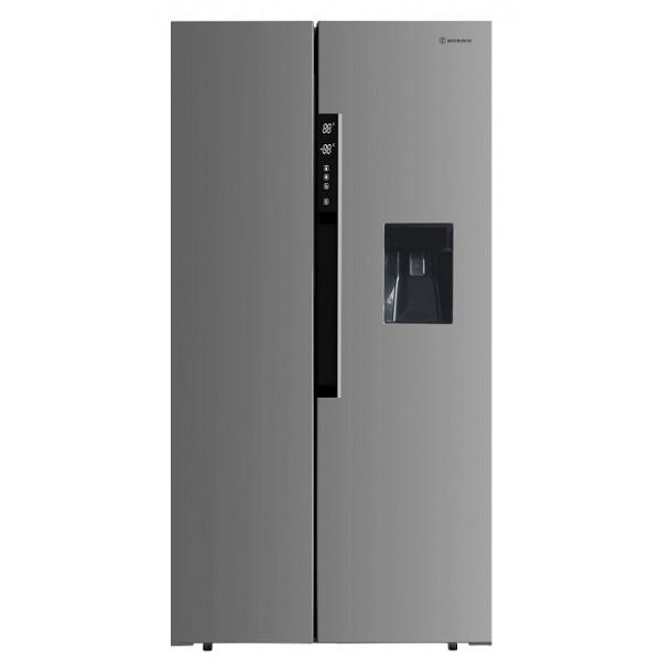 Morris T71445D Ψυγείο Ντουλάπα NoFrost Inox