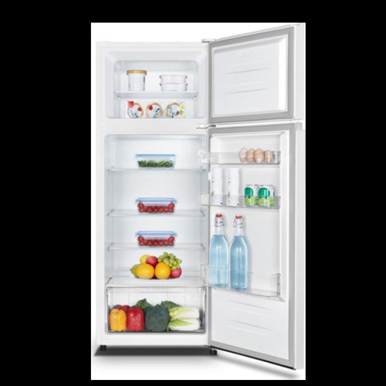 United UND1434R Ψυγείο Δίπορτο Λευκό