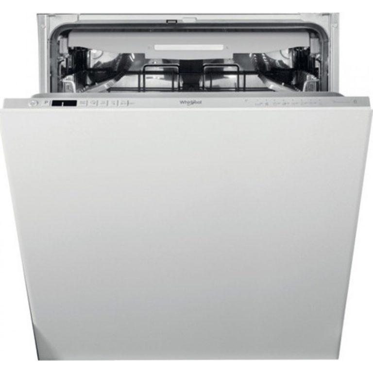 WHIRLPOOL WIC 3C33 PFE Πλυντήριο Πιάτων Εντοιχιζόμενο 60cm