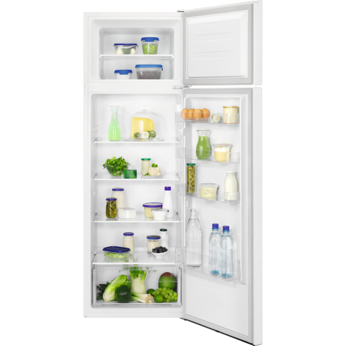 Zanussi ZTAN28FW0 Ψυγείο Δίπορτο