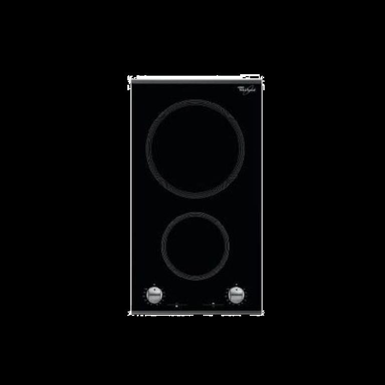 Whirlpool AKT 360 IX Αυτόνομη Κεραμική Εστία Domino