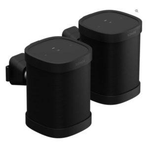 Sonos Mount Pair for One Black