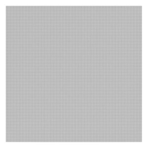 """In-Ceiling Replacement 6"""" Grille Square (Pair) by Sonance"""