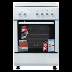 Favorit FAV550W Κουζίνα 65lt με Εστίες Εμαγιέ