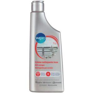Wpro IXC127 Κρέμα καθαρισμού για Ιnox