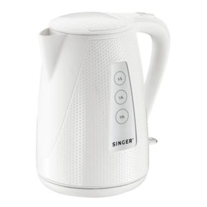 Singer SWK-800DOTS Λευκός Βραστήρας
