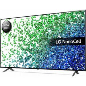 "LG 50NANO806PA Smart Τηλεόραση LED 4K UHD HDR 50"""