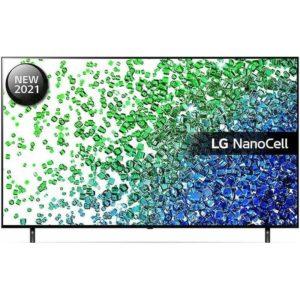 "LG 55NANO806PA Smart Τηλεόραση LED 4K UHD HDR 55"""
